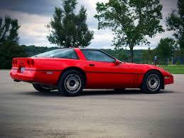 test drive chevrolet corvette coupe c4 drive