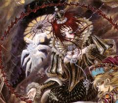 trinity blood image queen esther thores 165891 jpg trinity blood wiki