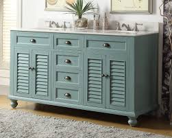 Two Sink Vanity Cottage Look Glennville 60 Inch Vanity Gd 21333 Contemporary