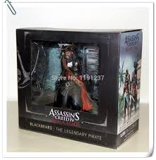 Black Beard Flag Imported Action Figures The Game Assassin U0027s Creed 4 Spot Ac4