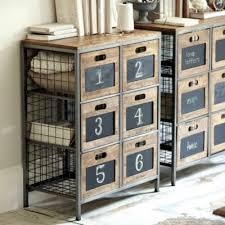 Rustic File Cabinet Best 25 Rustic Office Storage Ideas On Pinterest Rustic Closet