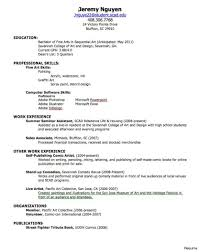 resume for high school students with no experience template resume exles for highschool graduates with no experience