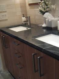 cheap bathroom countertop ideas choosing bathroom countertops hgtv