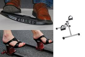 Under Desk Exercise by Great Gear For Working Out At Your Desk Pcworld