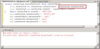 sql query join tutorial microsoft dynamics ax tools and tutorials be careful with join