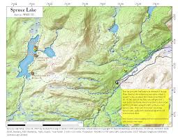 Lake Placid New York Map by West Canada Lake Wilderness U2013 Andy Arthur Org