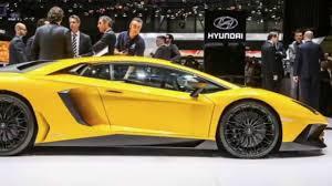 Lamborghini Gallardo New Model - 2016 lamborghini aventador sv vs 2015 tesla model s p85d youtube