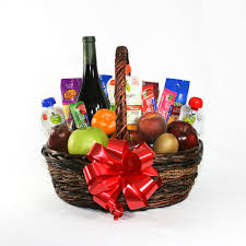 wine gift basket ideas bountiful wine gift basket flora s baskets specialty gift