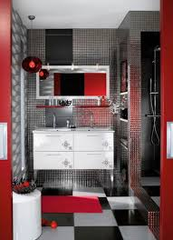 inspirational decorating ideas with red bathroom rugs the new