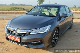 Honda Accord Interior India Honda Accord Hybrid For India Features U0026 Specifications