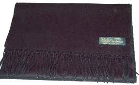 plaid en cachemire 100 cashmere scarf 80 rich colors super soft black at amazon