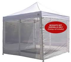 First Up Replacement Canopy by Amazon Com Impact Canopies 10x10 Mesh Wall Sidewalls For Pop Up