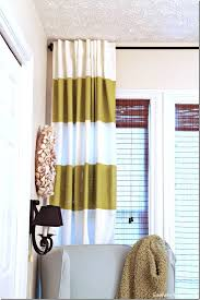 Painting Fabric Curtains Best 25 Stripe Curtains Ideas On Pinterest Yellow Home Curtains