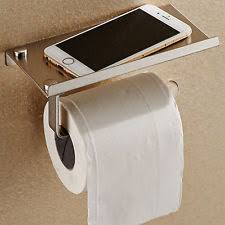 Toilet Paper Holder For Small Bathroom Mounted Toilet Paper Holders Ebay