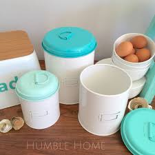 Kitchen Storage Canisters Sets Teal Kitchen Canisters 35 Images Teal Hibiscus Ceramic Vase