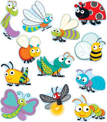 buggy for bugs cut outs by carson dellosa cd120139 accents