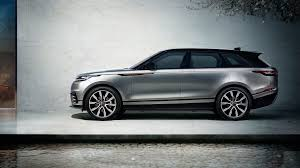 new land rover velar new range rover velar