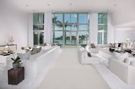 living room miami beach simple residential interior design of north bay road apartment