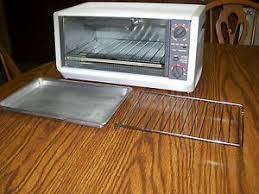 Spacesaver Toaster Oven Black Decker Toaster Oven Broiler Tros 1500 Type 1 Spacemaker