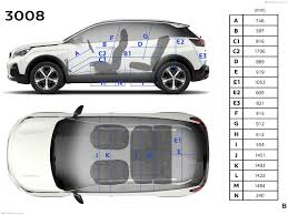peugeot 2 door sports car peugeot 3008 2017 pictures information u0026 specs