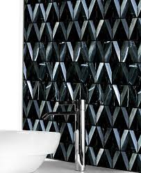 Tile Black And White Marble by Diamond Volakes White Marble Tile