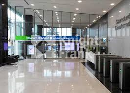 office to rent in standard chartered bank downtown dubai