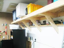 Wood Shelving Plans Garage by Garage Shelving Ideas Storage Ceiling Wall And Wire Ideas
