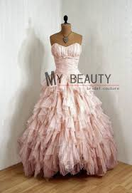 2013 sweetheart ruffled evening dress custom made pink sweet 16