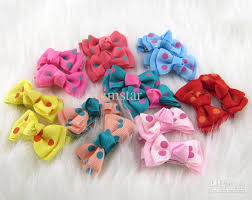 cheap hair accessories girl s headwear hair hairpin butterfly bowknot ribbon hair