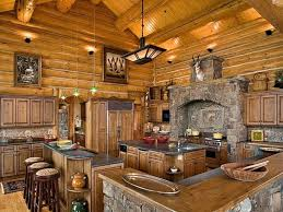cabin kitchens ideas kitchen ideas log home kitchens new kitchen island cabin kitchen