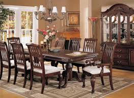 large formal dining room tables large formal dining room with elegant chairs glass table and igf usa