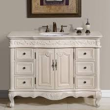 Mission Bathroom Vanity by Bathroom Cabinets International Double Bathroom Cabinets White