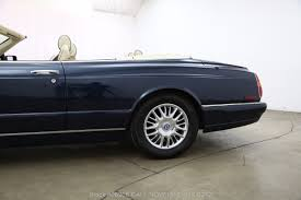 bentley azure for sale 1998 bentley azure convertible beverly hills car club