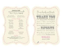wedding program fans wording http papercakedesigns files 2011 10 fanprogam jpg