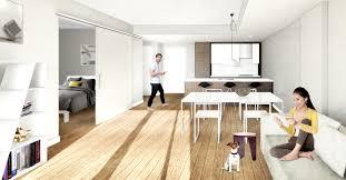 Insignia Seattle Floor Plans by Gridiron Condominium Pioneer Square Seattle Urbanash