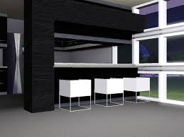sims 3 cuisine cuisine moderne sims intérieur meubles