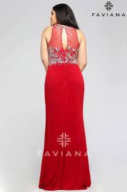 Lane Bryant Formal Wear 85 Best Faviana Plus Images On Pinterest Homecoming Dresses