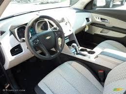 2006 Chevy Equinox Interior Light Titanium Jet Black Interior 2013 Chevrolet Equinox Ls Awd