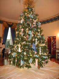 Christmas Decorations For Homes Christmas Party At The White House Todd Richesin Interiors Llc
