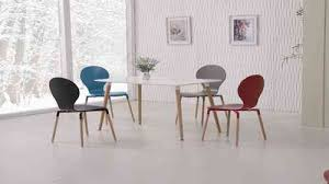 White Dining Table And Coloured Chairs Dining Table And 4 Chairs 4 Seater Dining Sets Homegenies
