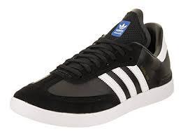 white samba adidas skateboarding mens samba adv fashion sneakers