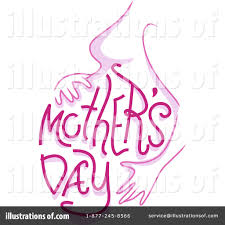 Mother S Day Designs Mothers Day Clipart 1101852 Illustration By Bnp Design Studio