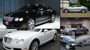 Msrp Bentley Continental Gt 2006 Bentley Continental Gt News Reviews Msrp Ratings With
