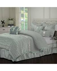 Seafoam Green Comforter Savings On Impressions 7 Piece Luxurious Seafoam Colored Comforter