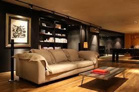 home decor for bachelors a bachelor s black dream home