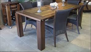 table cuisine bois brut awesome mobilier de cuisine en bois massif ideas iqdiplom com
