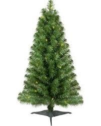 sweet deal on 3ft prelit artificial tree alberta spruce