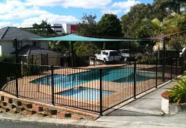 iron pool fencing ideas u2014 home ideas collection type pool