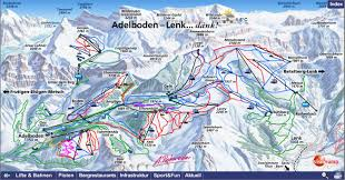 Colorado Ski Areas Map by Adelboden Switzerland Piste Map U2013 Free Downloadable Piste Maps