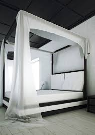 simple canopy bed ideas all home decorations